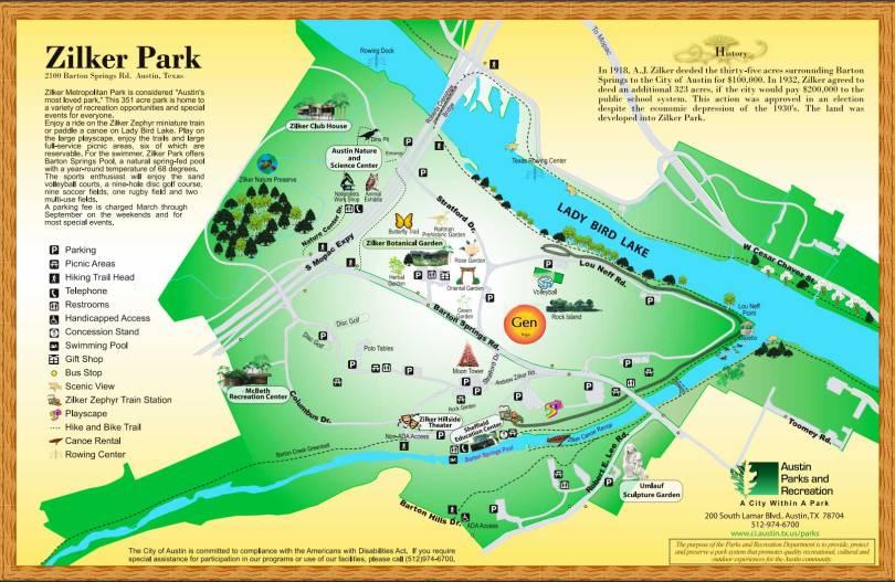 Zilker-Park